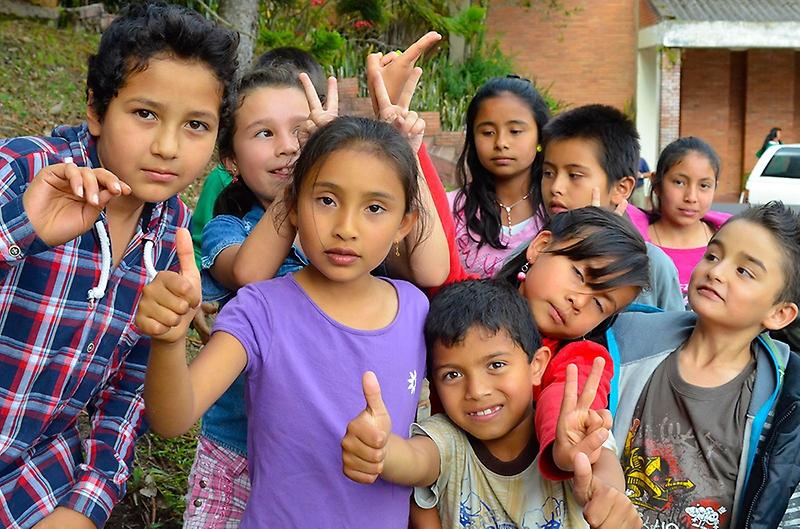 Derecho a la Educación a los niños de Chile